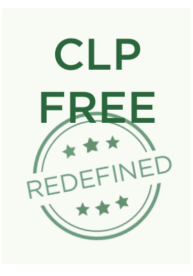 CLP Free Redefined logo